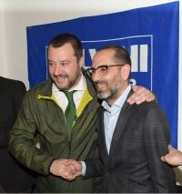 Ballottaggi: torna a Terni Matteo Salvini leader della Lega