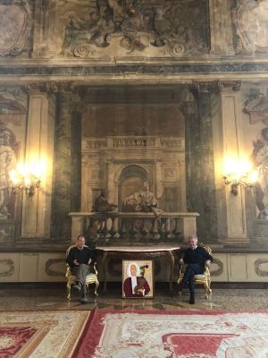 MaMo espone a Venezia e si prepara al Narnia Festival