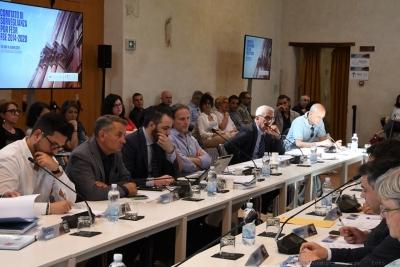 Comitato sorveglianza Por Fesr e Fse 2014-2020, Paparelli: premialità all'Umbria grazie al lavoro svolto per cittadini, imprese e territori