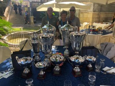 Il Camep in Sicilia vince alla grande: Ticchioni gradino alto sul podio; Terzo Paoletti (raggrup.5)