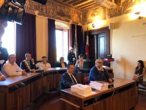 Corciano: insediamento Consiglio Comunale. Inizia legislatura 2018/2023