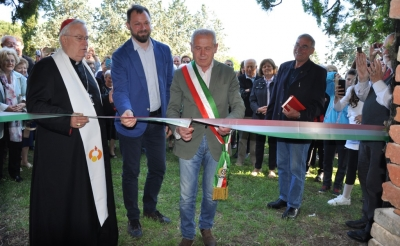Perugia: Inaugurato il Centro di Ascolto Caritas (CdAC) nel Santuario della Madonna della Carraia.