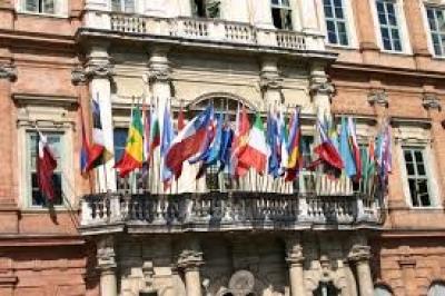Palazzo Gallenga sede del Centro Internazionale di Studi per la conservazione e gestione del patrimonio culturale tangibile