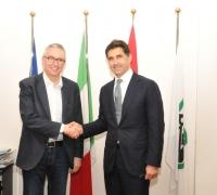 foto M. Rillo Ceriscioli con Amb. Serbia