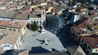 A Norcia mons. Boccardo celebrera' mercoledi' 21 San Benedetto; funzione in piazza dinanzi a Basilica crollata