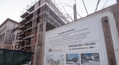 Comparto Monteluce: Ass. Fioroni, moratorie crediti fino al 30 giugno; vendita complesso??
