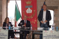 Ceriscioli e Marini: presidenti due regioni a Gubbio