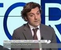 Presidente  giovani consulenti lavoro Perugia