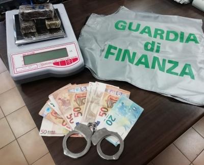Operazione antidroga GDF: base a P.S. Giovanni. 13 i soggetti colpiti; 8 in carcere