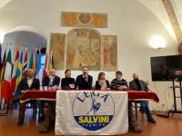 Conferenza stampa fine anno de la Lega: amministrative, abbiamo vinto in 10 comuni