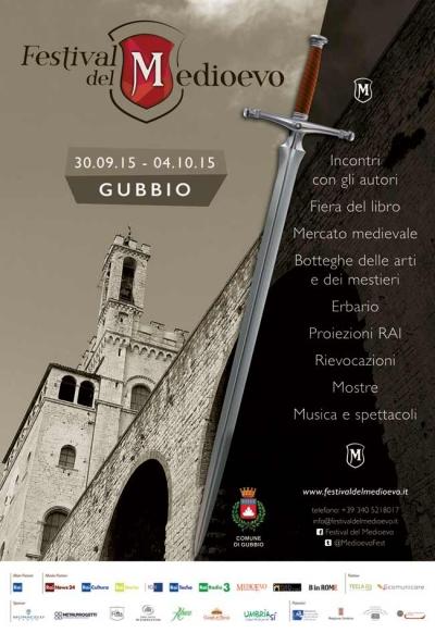 """Festival del Mediovelo: a Gubbio 25-29 settembre; Tema """"Donne...."""" apre lezione di M.Giuseppina Muzzarelli"""