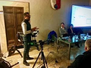 Corsa dei due mari in Umbria: Trevi  oggi pronta ad accogliere la carovana