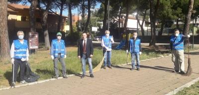 Corciano: Nonni Cna Pensionati paladini dell'ambiente e della pulizia. Progetto pilota in Umbria.