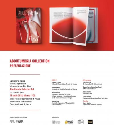 AboutUmbria magazine Mercoledi' 18 presentazione all'Universita' per Stranieri