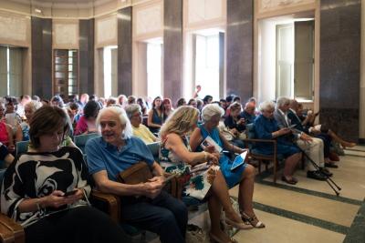 Finalisti premio Campiello si presentano alla citta': evento alla Stranieri