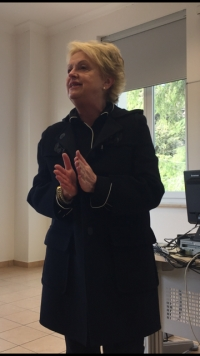 Prof. Grego Bolli coordinatrice gruppo PRO3