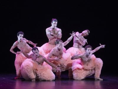 Teatro/Danza: venerdi' al Morlacchi arriva compagnia Chicos Mambo