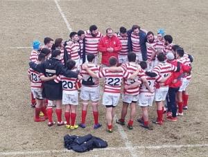 """Rugby: Barton Cus Perugia vince a L'Aquila contro il """"Gran Sasso"""""""