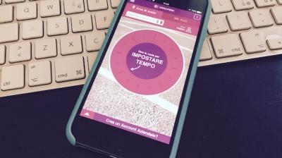 A Gubbio operativo EASYPARK: paghi dal tuo smartphone