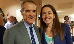 Per Carlo Cottarelli, grande successo per l'iniziativa di BLU e via Italia