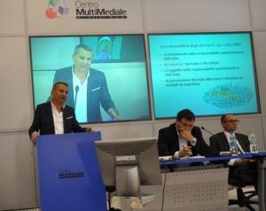 """Sisma/Umbria: area di crisi non complessa; Paparelli: """"10/5 imprese potranno fare istanza per accedere ad agevolazioni"""""""