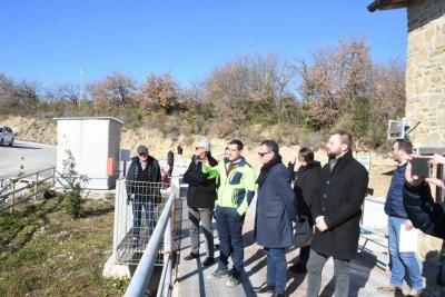 Verifica ciclo rifiuti; Assessore Morroni avvia programma visite a impianti