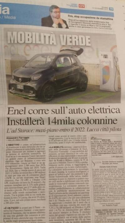 Targhe verdi per le auto elettriche: alcuni Stati in UE le hanno adottate; perche' non farlo noi ?
