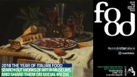 2018 Anno nazionale del cibo: decisione Ministeri politiche agricole/cultura e turismo