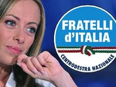 Elezioni. Giorgia Meloni esprime soddisfazione per voto; cita l'Umbria e Perugia
