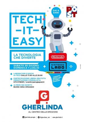 Tecnologia che diverte: con il mondo Nintendo Labo i bambini potranno montare, giocare e scoprire