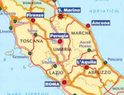 L'Umbria al 15° posto nel ranking delle regioni italiane per peso del settore turistico 2017. Si cresce con piu' servizi al turista