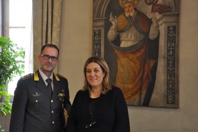 nuovo com.te GDF Perugia col. Cardone