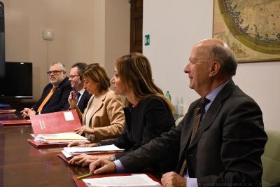 """Umbria: tavolo regionale delle costruzione e delle infrastrutture. Melasecche """"aperto al contributo di tutti per giungere a risultati concreti"""""""