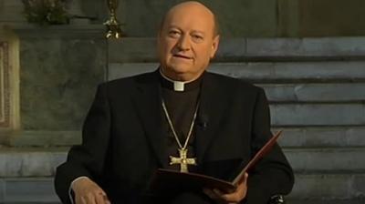 """Perugia: Il cardinale Gianfranco Ravasi all'incontro """"Giovani nella Bibbia"""", promosso dal Settore Apostolato Biblico dell'Archidiocesi."""