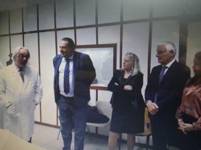 Ospedale Assisi ha una nuova Tac; donazione Fondazione Carisparmio Perugia