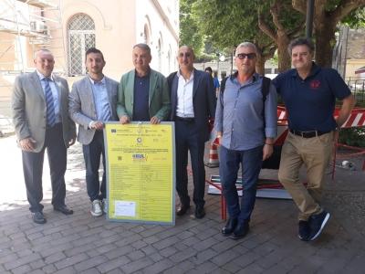 """Piano banda ultra larga: Cantiere a Passignano sul Trasimeno. Paparelli: entro 2020 """"autostrada"""" in fibra ottica in tutta la regione"""