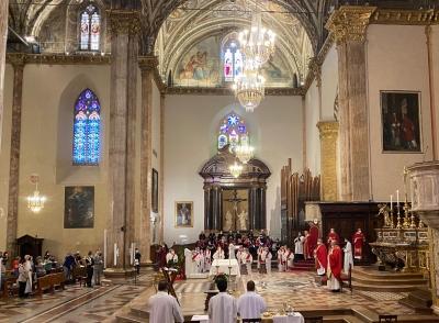 Chiesa Perugina celebra San Lorenzo diacono e martire