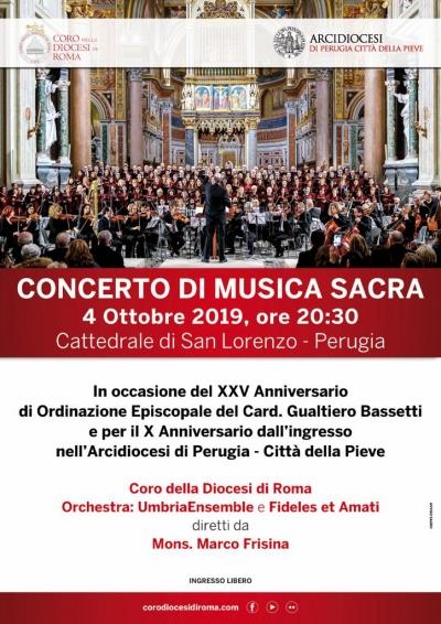 Perugia: Dieci anni di episcopato perugino-pievese del cardinale Gualtiero Bassetti (2009-2019).