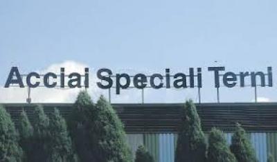 """Accordo Ast-sindacati: Paparelli """"intesa importante che consolida investimenti ed occupazione"""""""