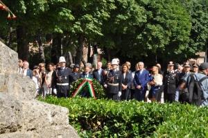 """Celebrazioni XX Giugno a Perugia; Marini """"segno della gratitudine per i protagonisti"""""""