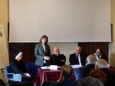 Perugia: Verso il centenario dell'Istituto Don Bosco (1922-2022). Intervenuti Bassetti, la presidente della Regione Tesei e tante personalita'