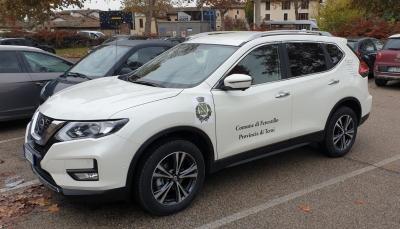 Nuovo SUV 4x4 per il Comune di Ferentillo: Rafforzata operatività grazie a Comitato Sisma Centro Italia