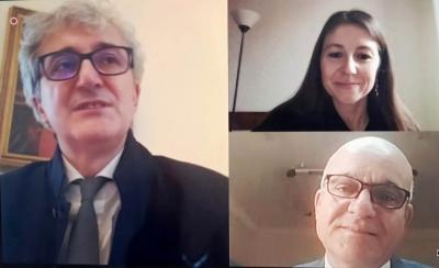 """Ateneo Perugia partecipa a Rete Università per la Pace. Rettore Oliviero: """"L'Università sia il luogo delle riflessioni, dei valori e delle azioni"""""""