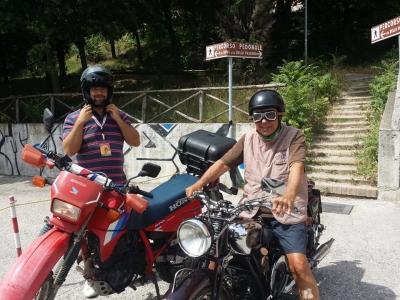 Cicuiti motociclistici di Perugia e Trasimeno: un successo con marchi di rilievo
