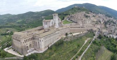 Assisi 18-20 settembre Sacro Convento: Liliana Segre e Ministro Gualtieri al Cortile di Francesco