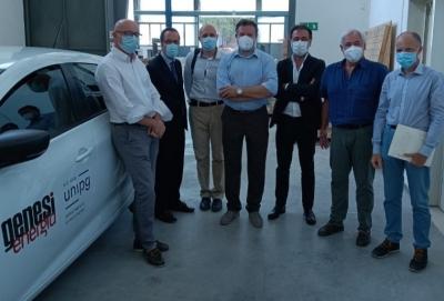 L'Università di Perugia protagonista con Genesi Energia dello studio dell'efficienza degli autoveicoli elettrici.