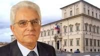 Quirinale: dichiarazione del Capo dello Stato dopo rinuncia Prof. Conte
