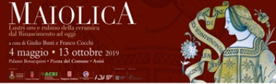 Ancora 2 settimane per visitare le ceramiche a lustro esposte a Palazzo Bonacquisti di Assisi