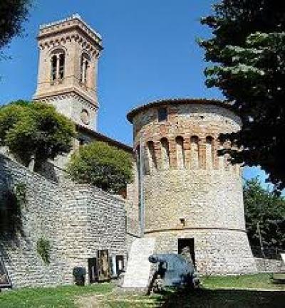 foto Torre paese di Corciano