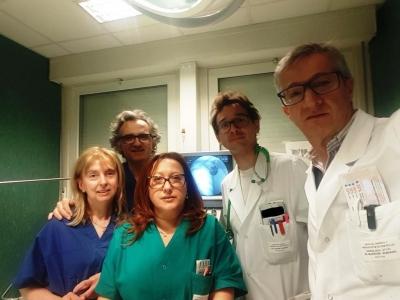 Ospedale C. di Castello: impiantato defibrillatore sottocutaneo